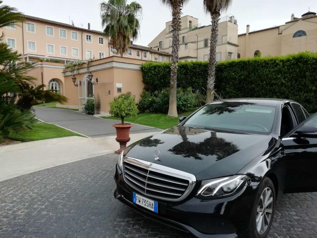 NCC Style Noleggio con conducente a Roma